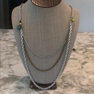Sabika Long Necklace